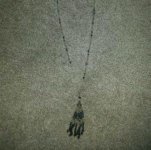 Long Ann Taylor LOFT Necklace